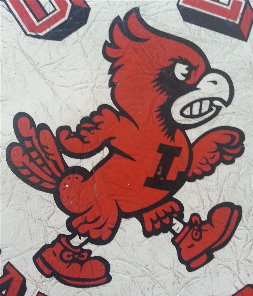 Iowa Logo History Iowa st Logo Tattooed on