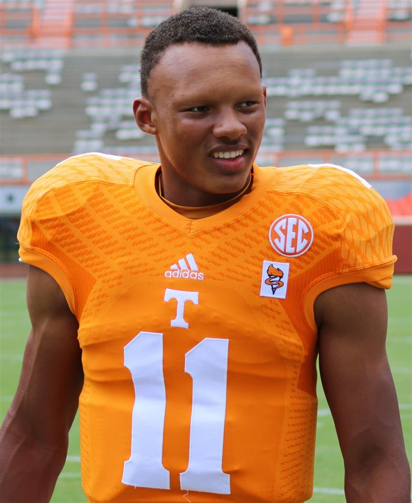Josh Dobbs: Starting SEC QB, aeronautical engineering major. Easy? No. Possible? Ask him. Or the people who put together Nike marketing campaigns.