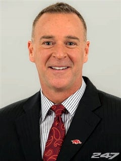 Jimmy Dykes is the new women's basketball coach at University of Arkansas. - 7_1324373