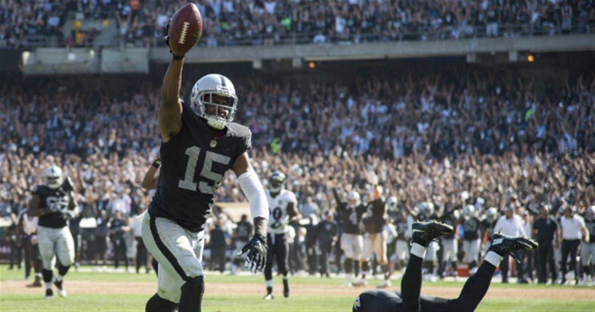 Michael crabtree s unselfishness stands out to raiders del rio