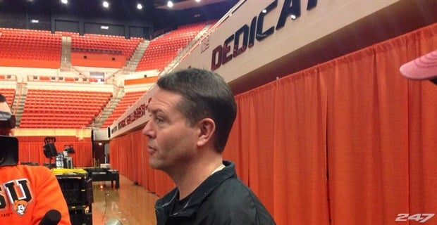 Coach Travis Ford Could be on