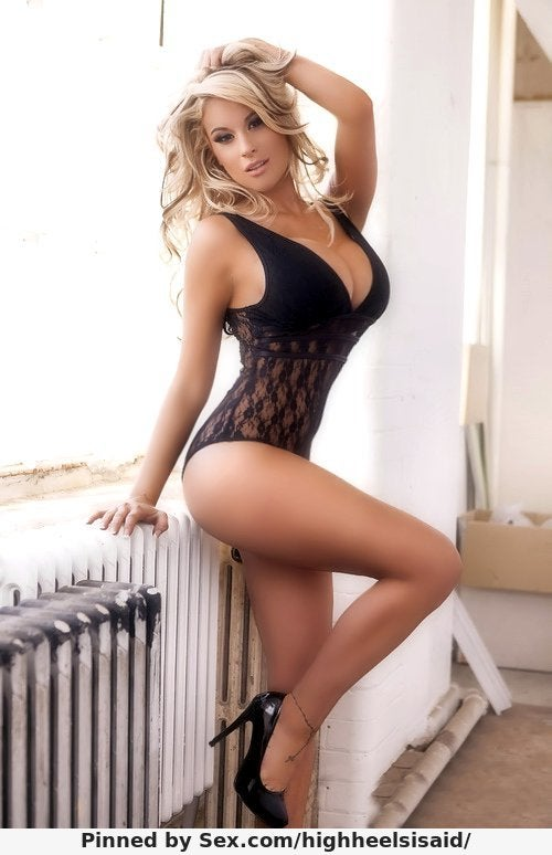 Beautiful blonde commits sexy blasphemy 9