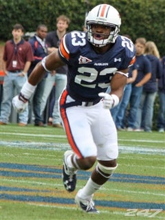 auburn sophomore rudy ford an emerging star in the secondary
