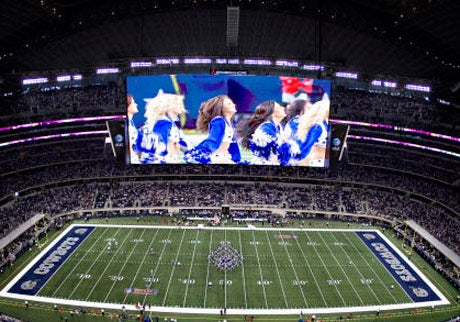 World Jerry Jerry World's Jumbotron That