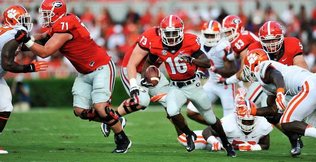 Georgia Football: Isaiah McKenzie Hopes to See His Role Expand
