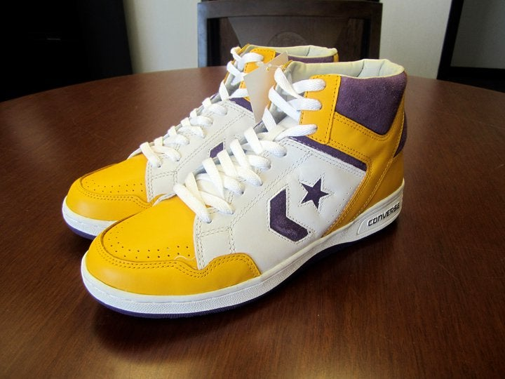 magic johnson shoes - photo #19