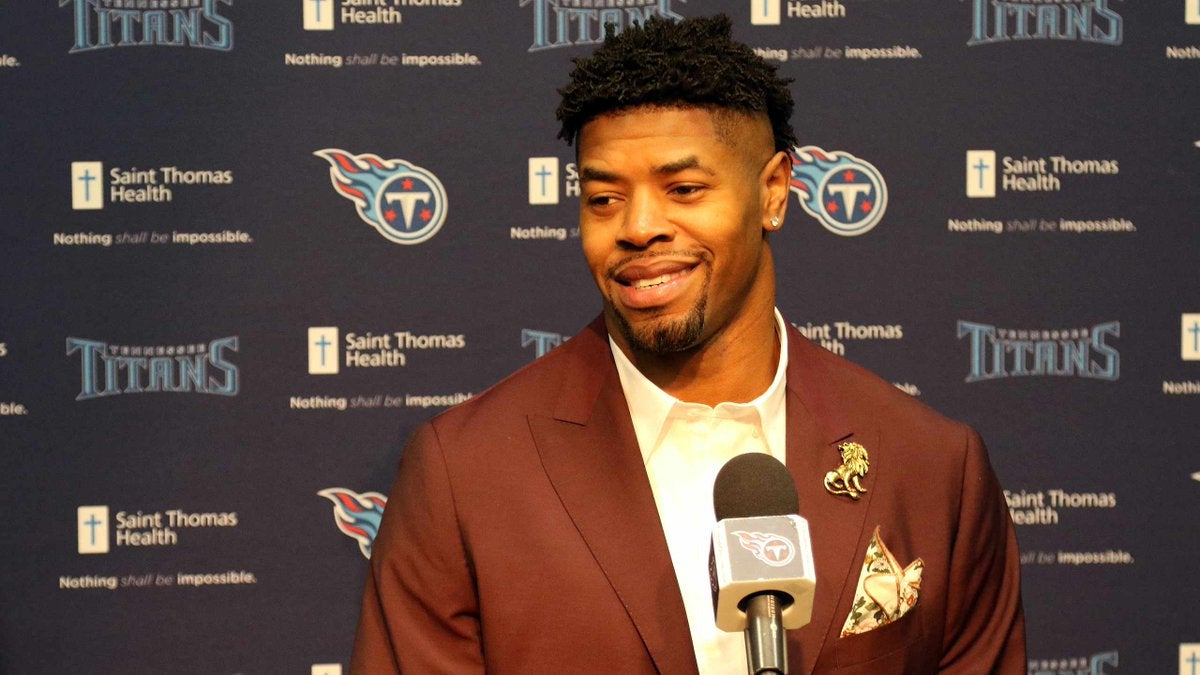 Cameron Wake Excited To Join The Titans