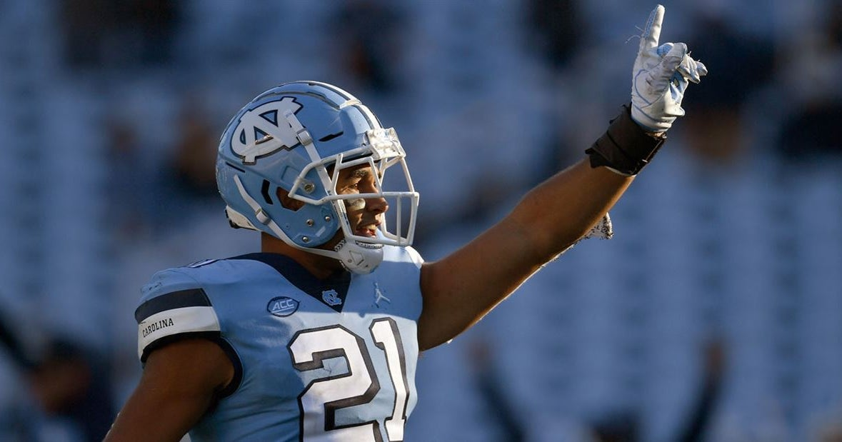 Reactions: UNC Linebacker Chazz Surratt Drafted By Minnesota Vikings