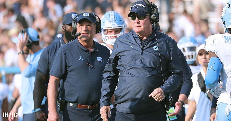 Mack Brown PC: Virginia Tech, Redshirts & Dropped Passes
