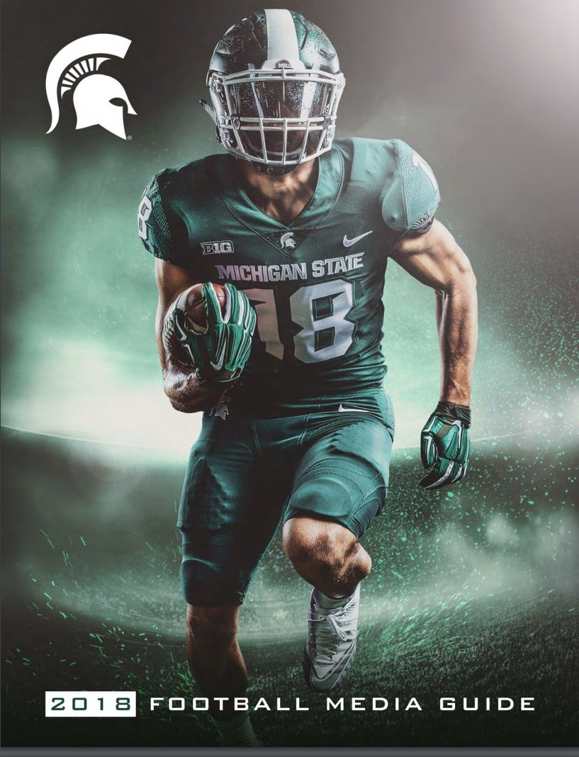 digital version of 2018 msu football media guide