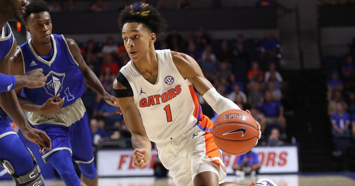 Report: Tre Mann to return to Florida