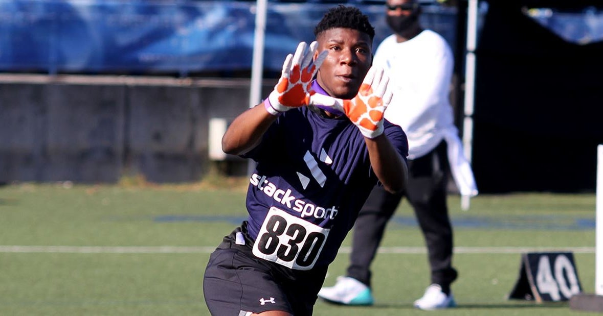 4-Star WR Tychaun Chapman Includes UNC In Top 5