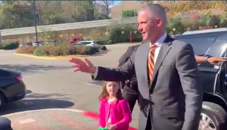 Watch Fsu Hc Mike Norvell Arrives On Campus