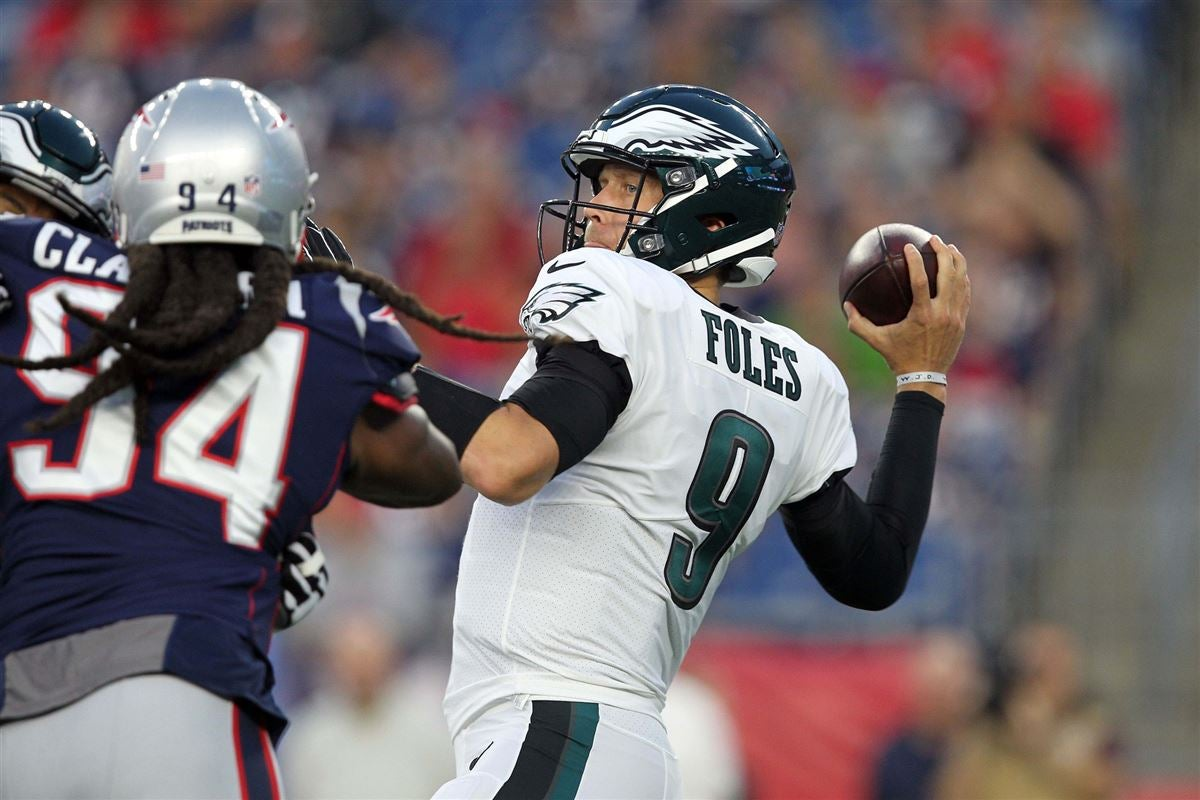 Nick Foles will undergo more tests on his shoulder injury