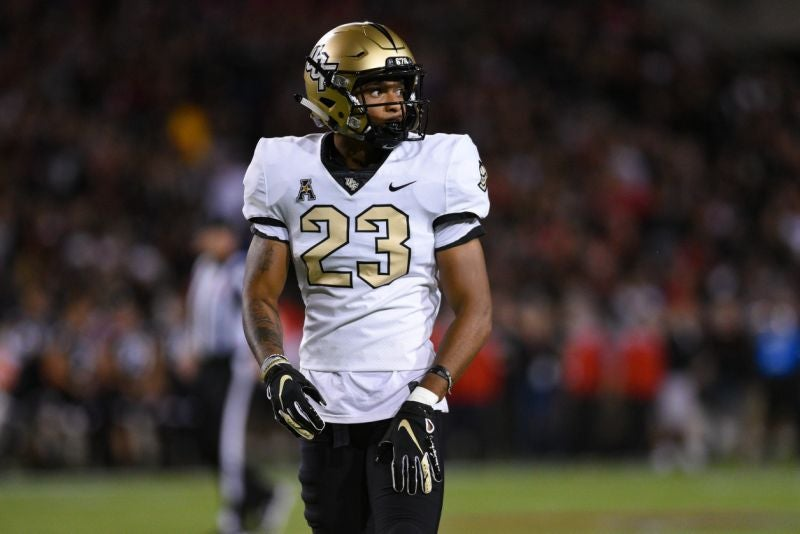 UCF's Tay Gowan declares for 2021 NFL Draft
