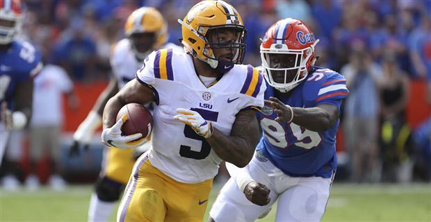 Derrius Guice drafted by Redskins 26f2d14d1