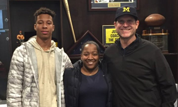 Vincent Gray's Goal: Help Bring Championship to Michigan