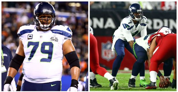 Nike jerseys for Cheap - Could Red Bryant and Tarvaris Jackson return to the Seahawks?