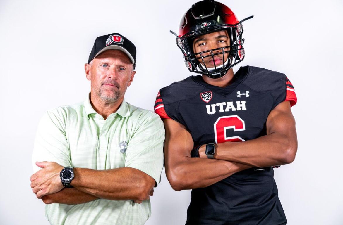 Utah Recruiting: Texas LB Myles Jernigan Enjoys Utah Unofficial