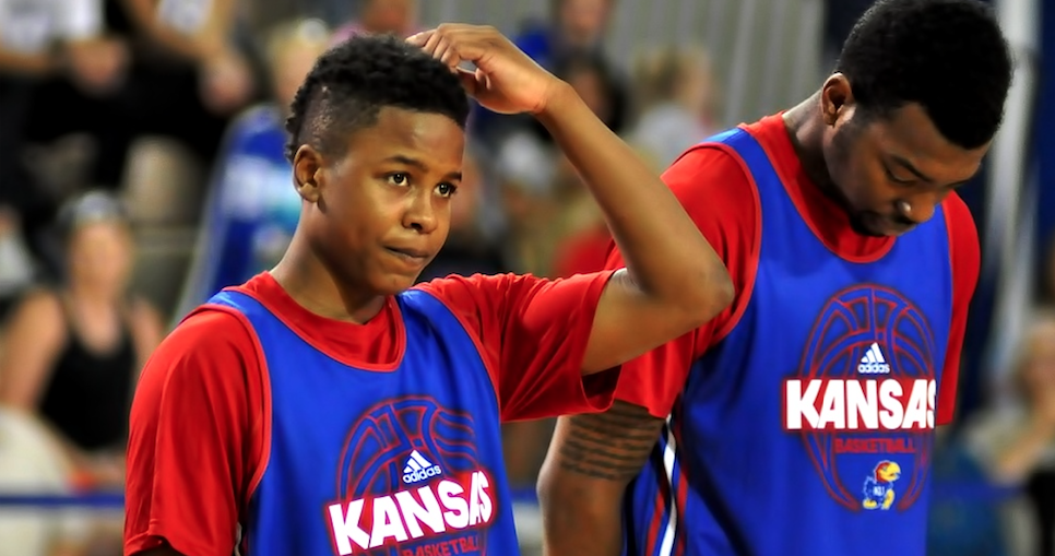 best website 8dce0 29ccc Take 2: A look at the PG situation for KU basketball in 2019