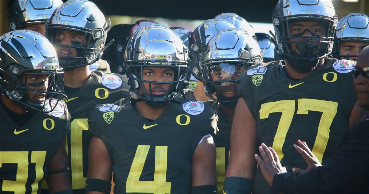 The story behind Oregon's 2020 Rose Bowl uniforms