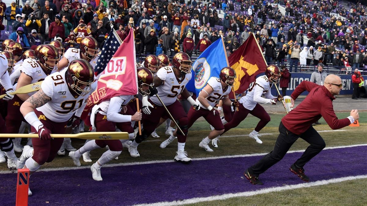 Espn S College Gameday Heading To Minnesota For Gophers Michigan