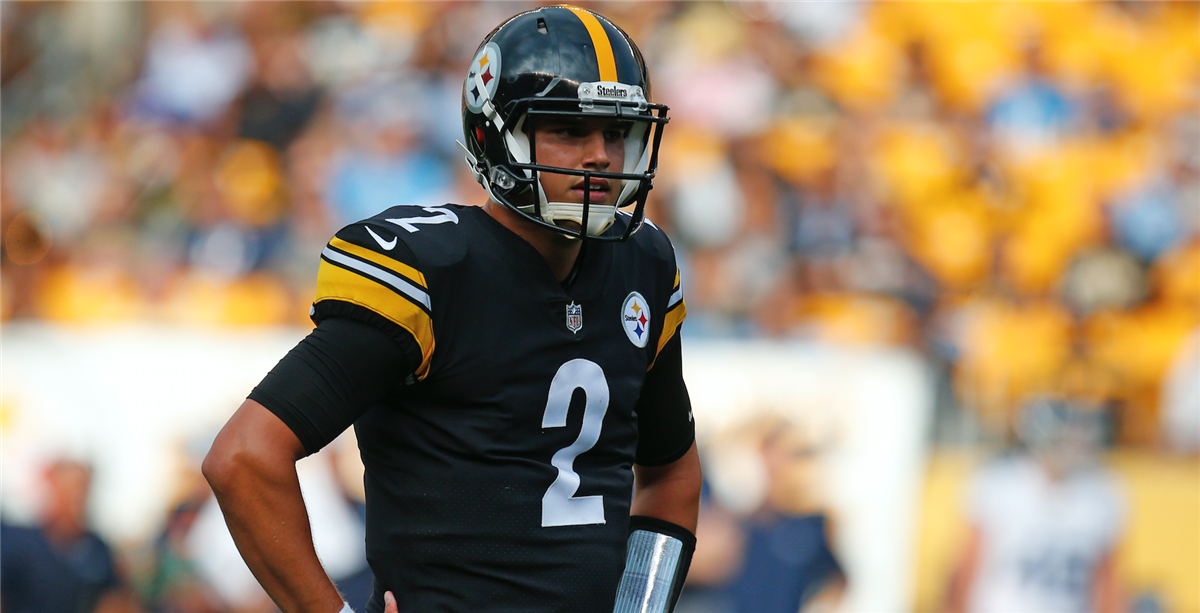 new arrival 681eb d40f2 How Big Ben's new contract impacts Mason Rudolph