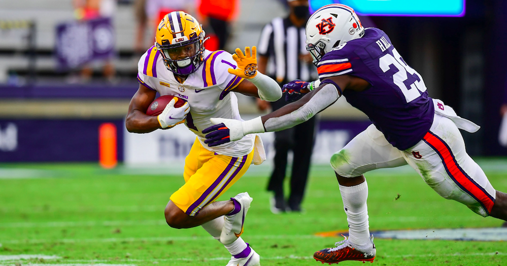 Podcast: Geaux247 Spring Football Preview - LSU WRs