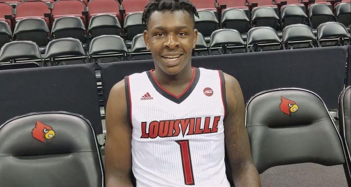 Louisville transfer Lance Thomas on University of Memphis campus