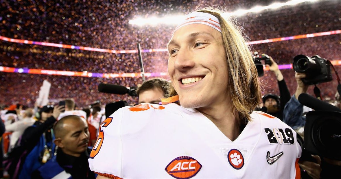 Trevor Lawrence puts perfect record on the line against ...