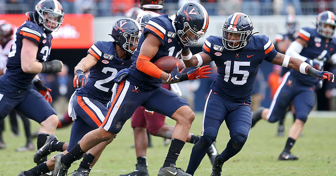 UNC Football Opponent Preview: Virginia