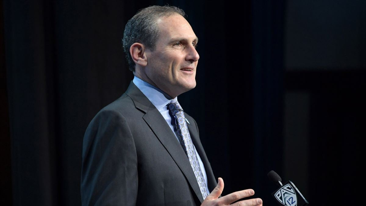 Larry Scott Pac-12 Basketball Media Day Press Conference Quotes