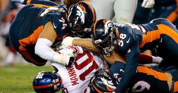 Broncos to wear all-blue uniforms vs. Chiefs on MNF 4dadade12