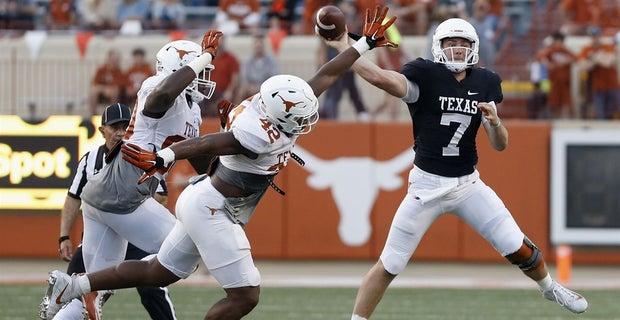 Texas Longhorns Football News