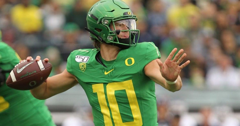 ESPN's FPI predicts Oregon vs. Washington