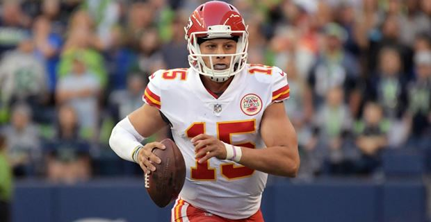 Patrick Mahomes Decides On A Jersey Number