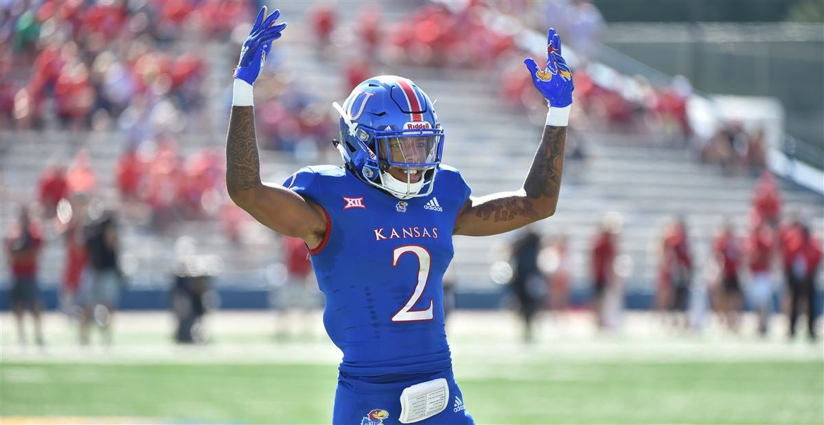 reputable site 9f7aa b68fb Five KU football players with the best chance to make All-Big 12