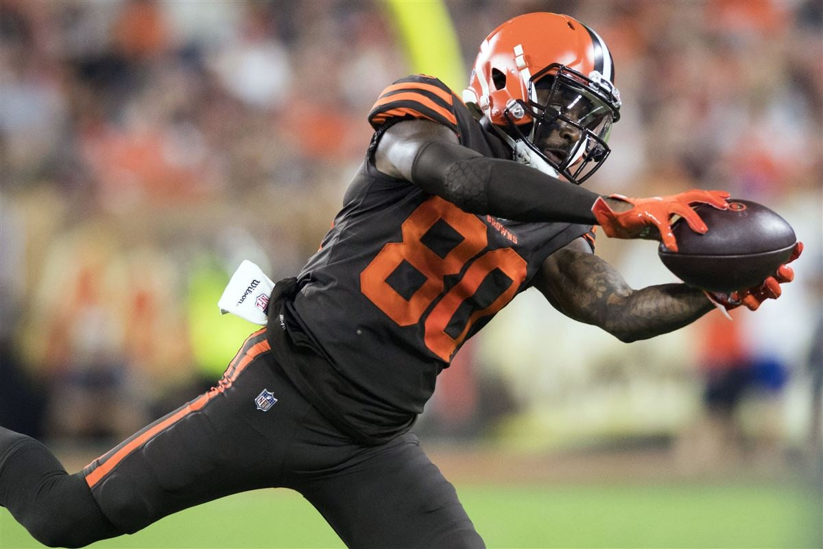 5a44312014a Report: Browns to wear Color Rush uniforms again vs. Ravens