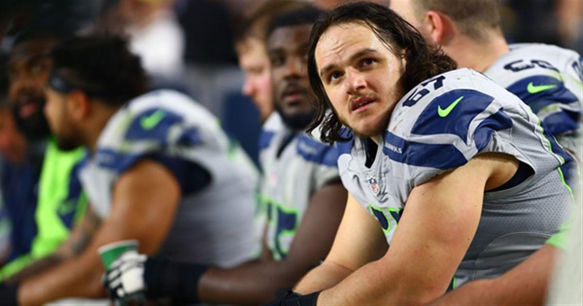 Jerseys NFL Sale - Mohammed Seisay, Seattle, Cornerback