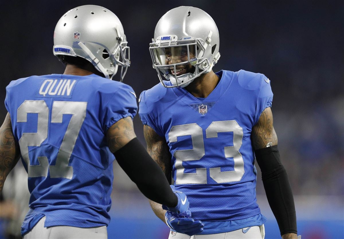 Darius Slay Some Lions might not bring energy all game