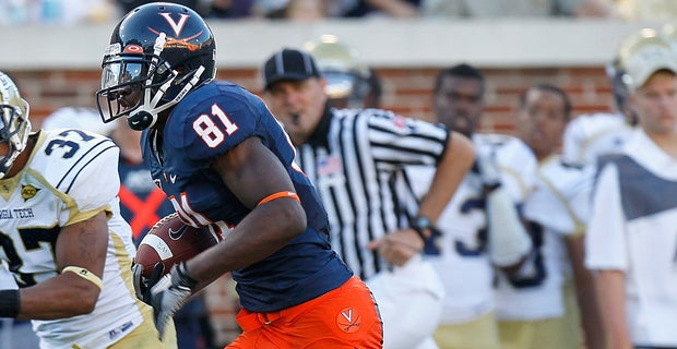 premium selection 59dd9 ae03d Former UVA standout Dontrelle Inman inks new NFL deal