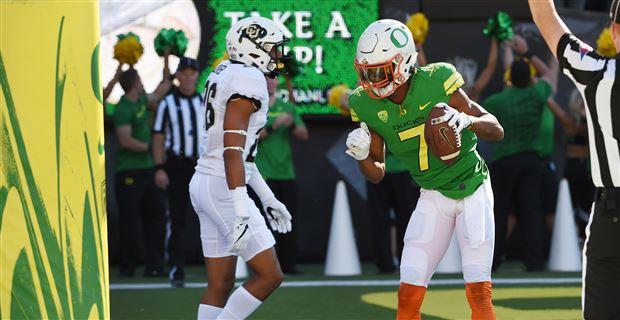 new arrival cd738 51cd7 Ranking Oregon Football's Uniforms