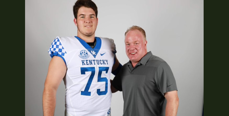 OL commit Eli Cox recruiting other in-state talent to Kentucky