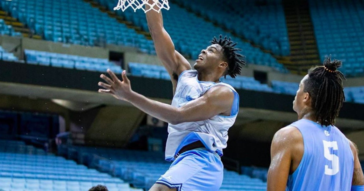 UNC Basketball Player Preview: Day'Ron Sharpe