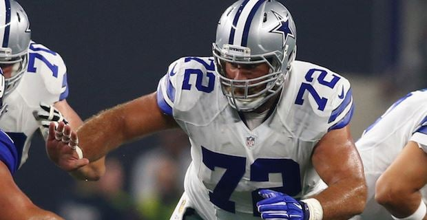 NFL Jerseys Sale - Travis Frederick explains what type of RB is best for Cowboys