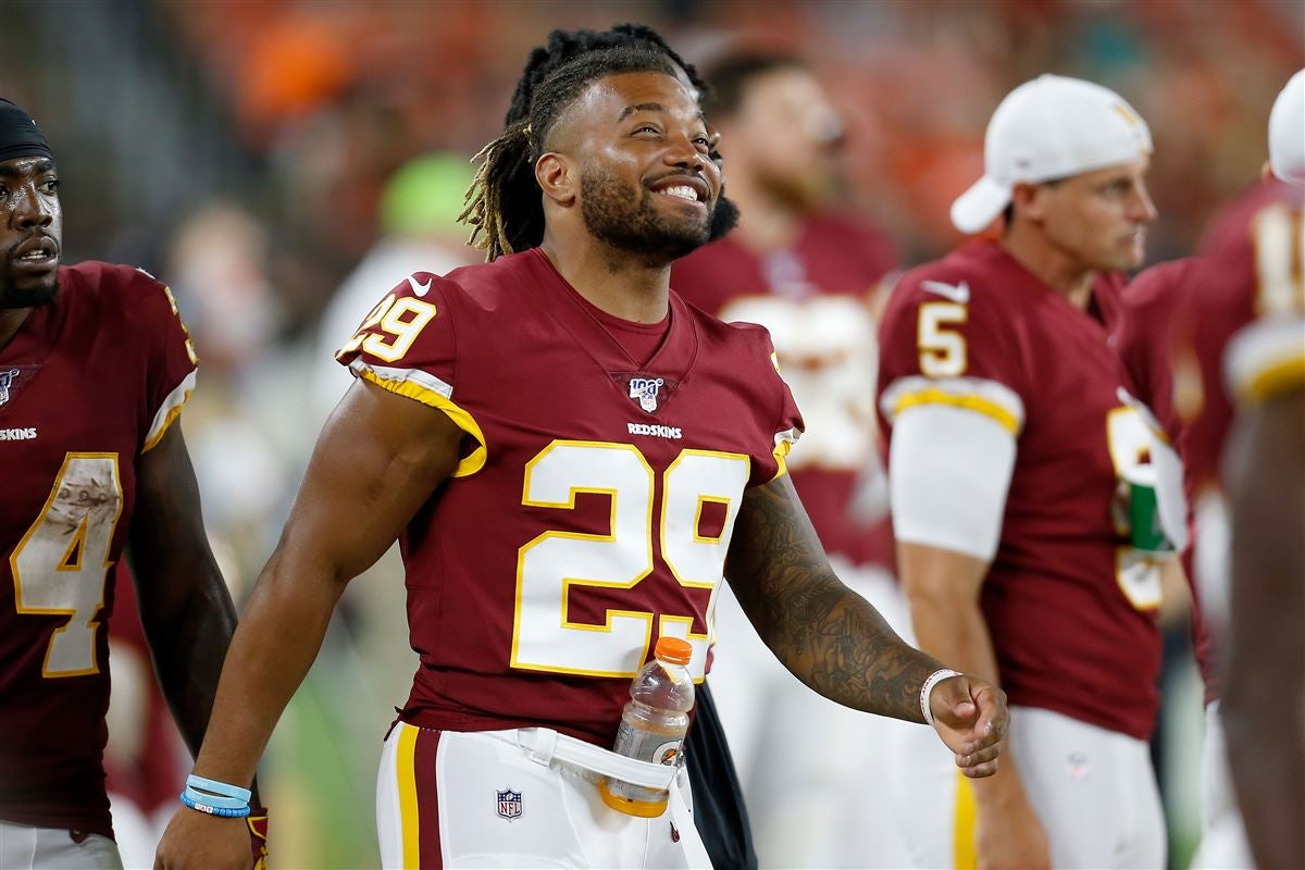 online store 18cc8 02dad Derrius Guice to get first shot to be lead back for Redskins