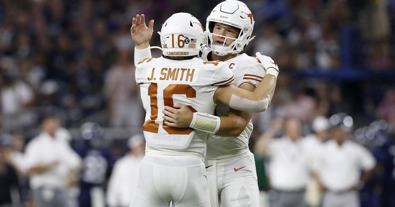 Media reacts to Texas' bounceback win over Rice