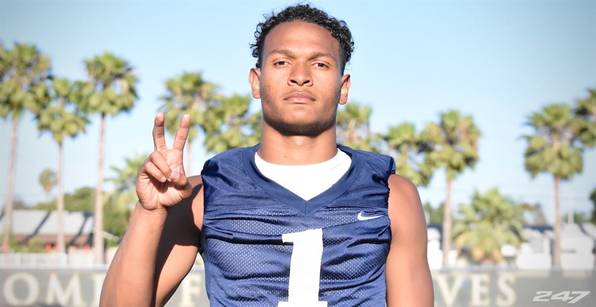 The Opening Highlights: USC DB target Chris Steele