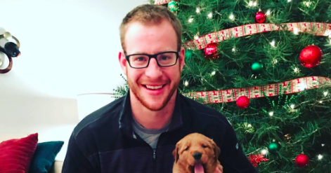 promo code 710be d4af5 Carson Wentz kept nine dogs in his house last December