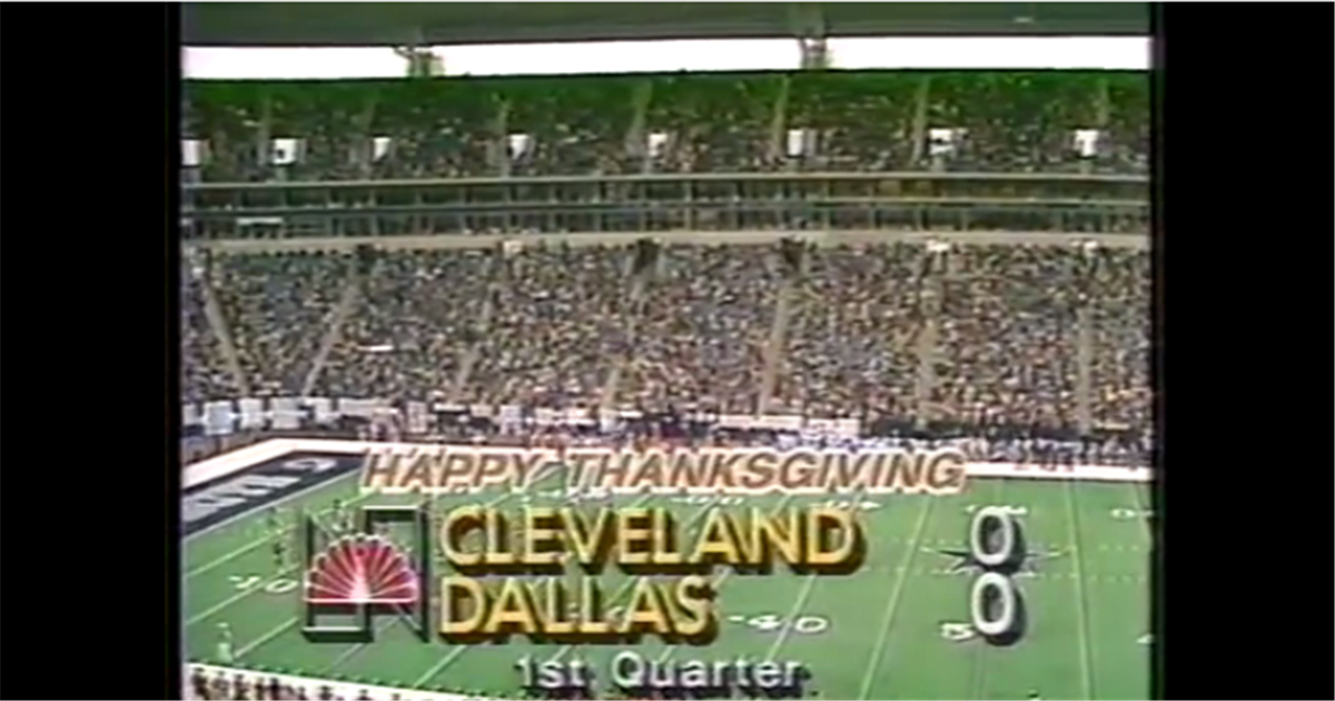 1984 nfl season stats history of thanksgiving